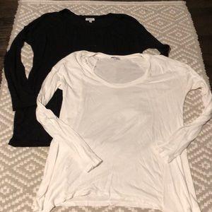 EUC Long sleeve, soft, lightweight tee